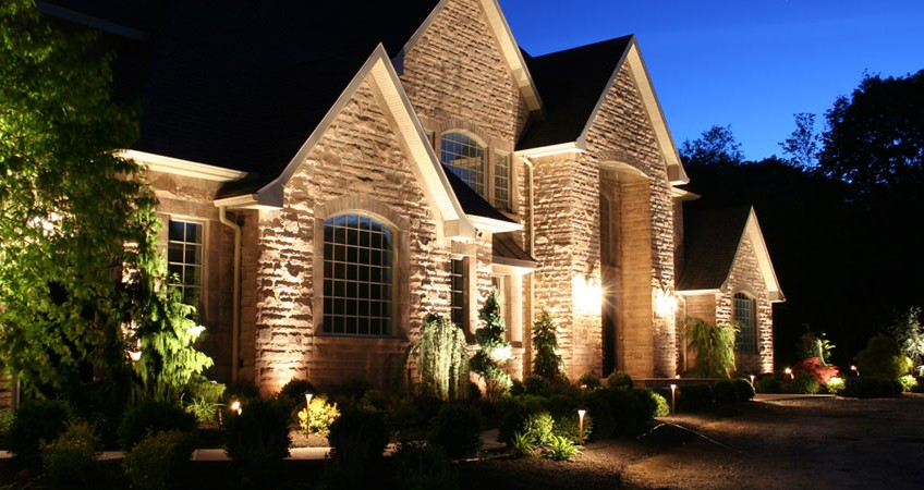 smart landscape lighting