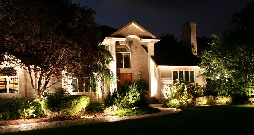 quality landscape lighting, outdoor lighting