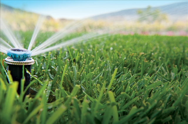 The best way to ensure your irrigation system keeps your plant life happy and healthy during these hot months is to install a sprinkler system.