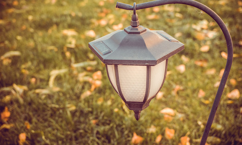 National Outdoor Lighting Month