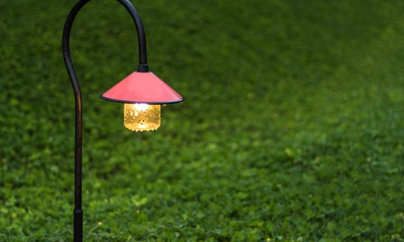 landscape lighting wiring