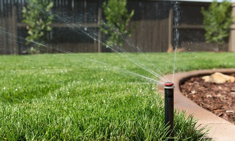 A Quality Sprinkler System. Can You Add Smart Control Features to Your Sprinkler System?