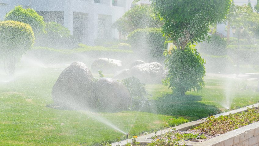 Can You Make Your Sprinkler System More Efficient? Yes, You Can!