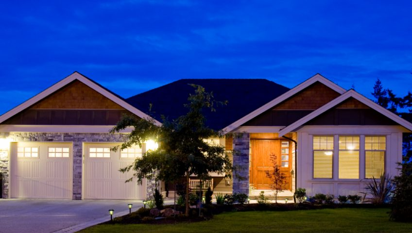 4 Shocking Home Burglary Statistics that Make Landscape Lighting a Must-Have