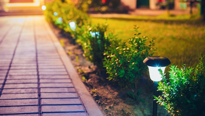 landscape lighting design kansas city