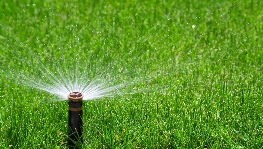 sprinkler system upgrade kansas city