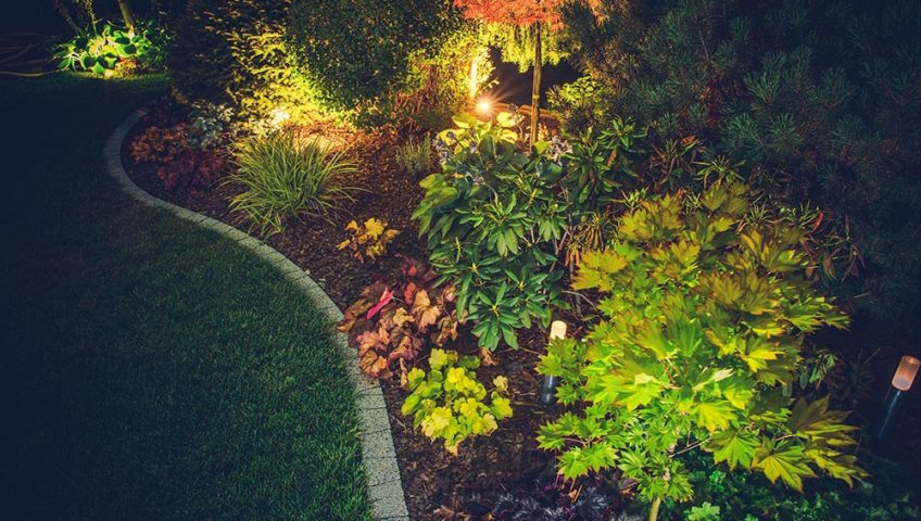 install landscape lighting kansas city