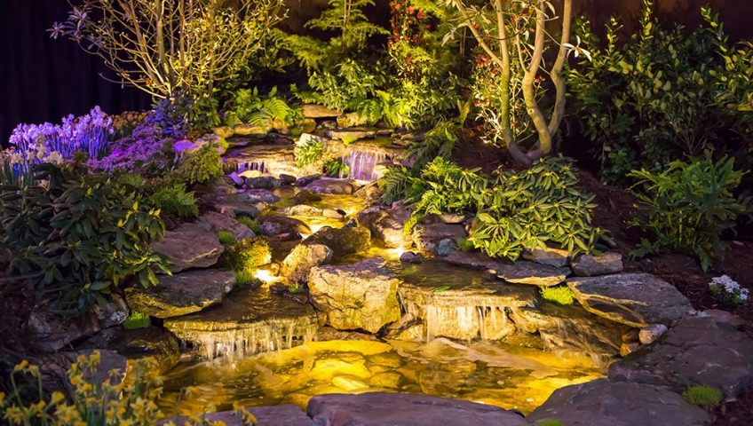 enhance landscape lighting kansas city
