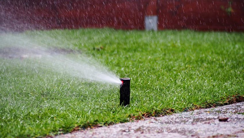 smart sprinkler system kansas city