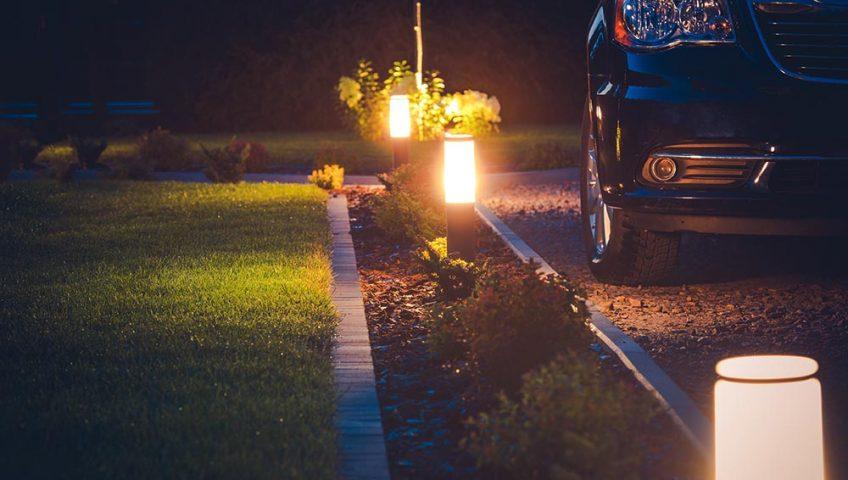 LED landscape lighting kansas city