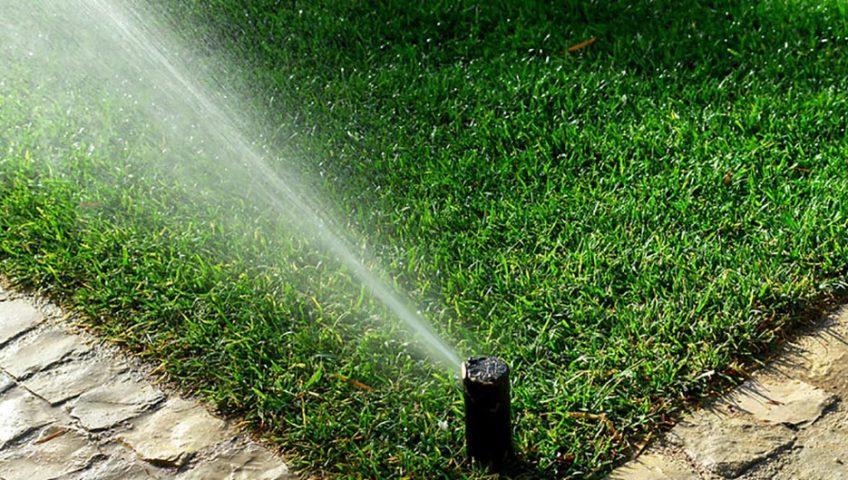 Smart Features sprinkler system kansas city