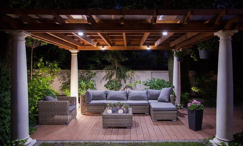 outdoor space lighting kansas city