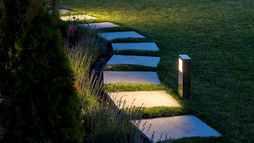 spring outdoor lighting kansas city
