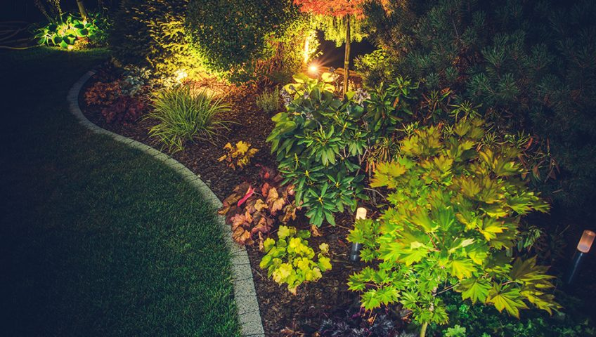 landscape lighting repairs