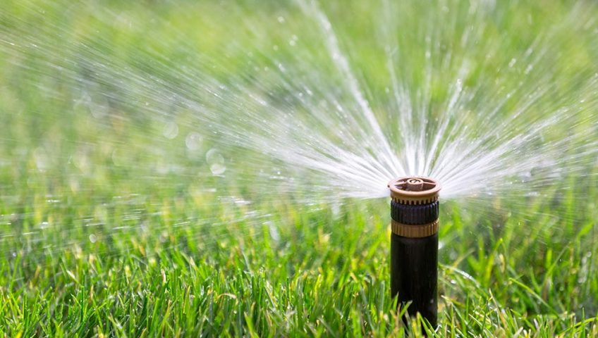sprinkler system kansas city