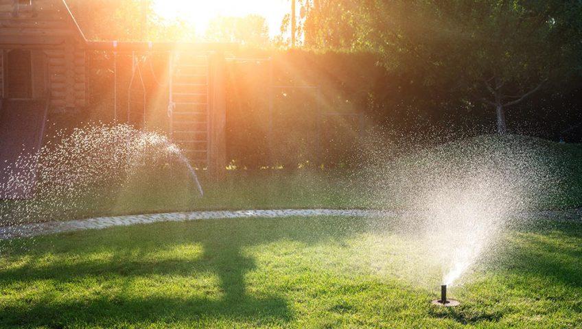 lawn irrigation system kansas city